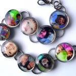 Personal Photo Bracelet